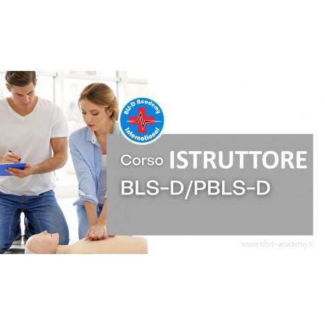 CORSO ISTRUTTORE BLS-D PBLS-D