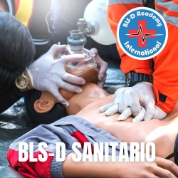 "BLS-D SANITARIO   Kit ""solo"" Digitale"